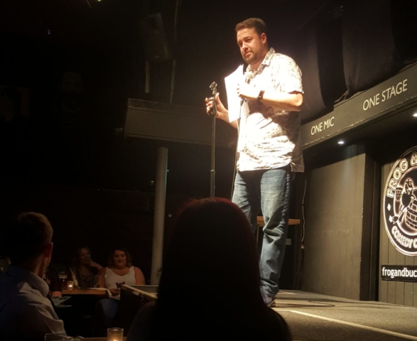 Jason Manford July 2017