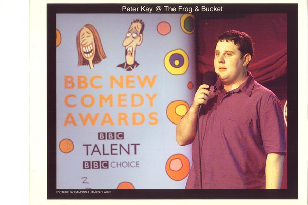 BBC New Comedy Award - Peter Kay