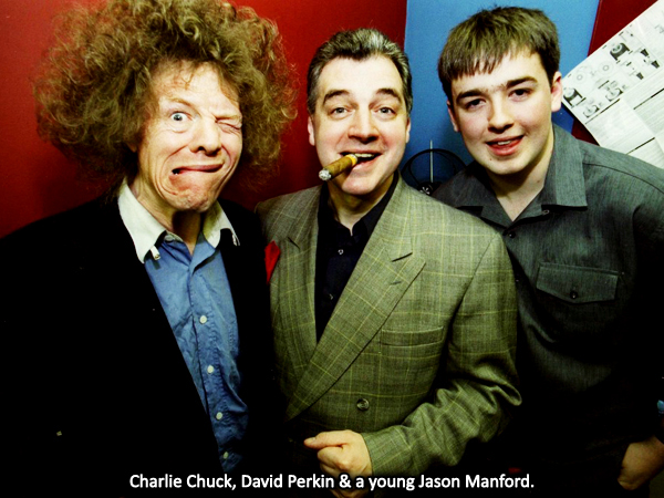 Charlie Chuck