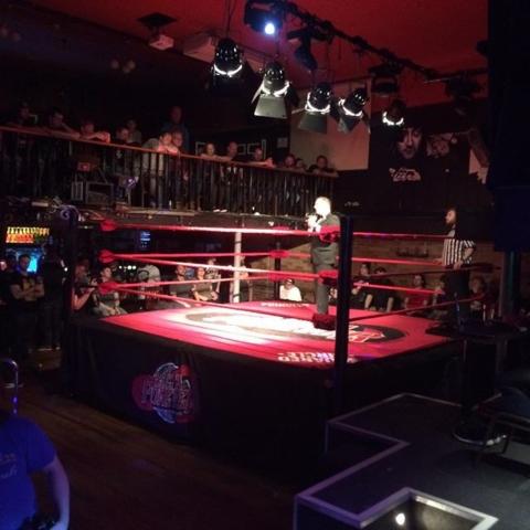 Wrestling. 2017