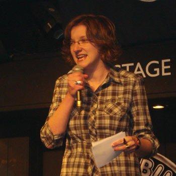 Younger Sarah Millican