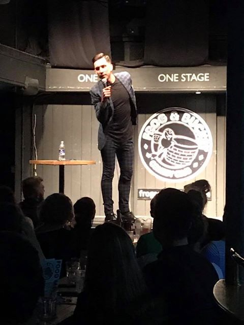 Russell Kane - August 2017