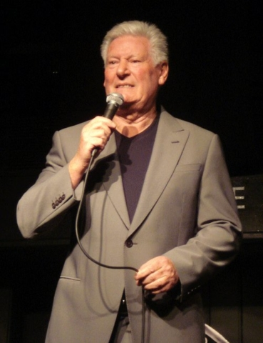 Roy Walker makes a special appearance at Beat The Frog!