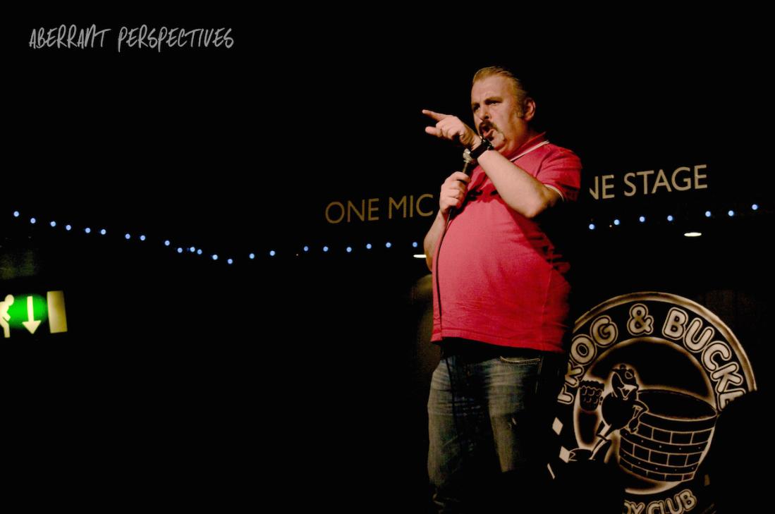 Mick Ferry. 2015